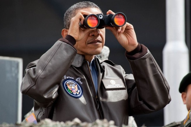 "<img src=""binoculars.jpg"" alt=""President Obama using binoculars"">"