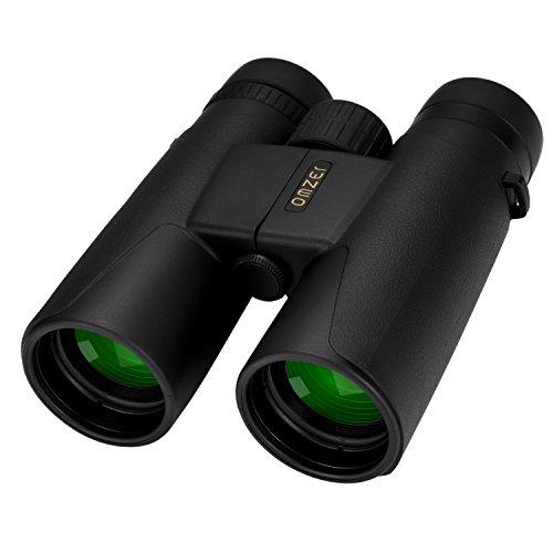 OMZER 10x42 Compact Binoculars