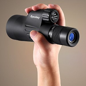 an inexpensive monocular