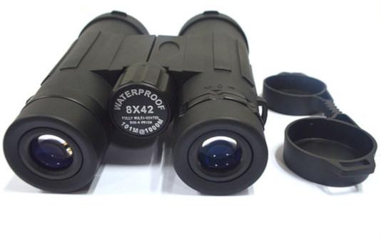 8x42 binoculars
