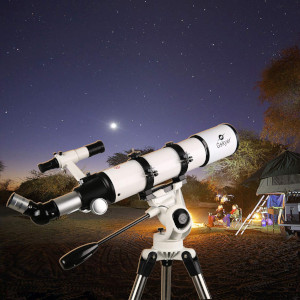 a retracting telescope