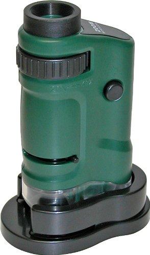 Carson MicroBrite 20x-40x Pocket Microscope