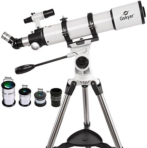 Gskyer AZ90600 Astronomical Refractor Telescope