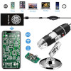 Jiusion 40 to 1000x Magnification Digital USB Microscope