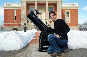 a new telescope