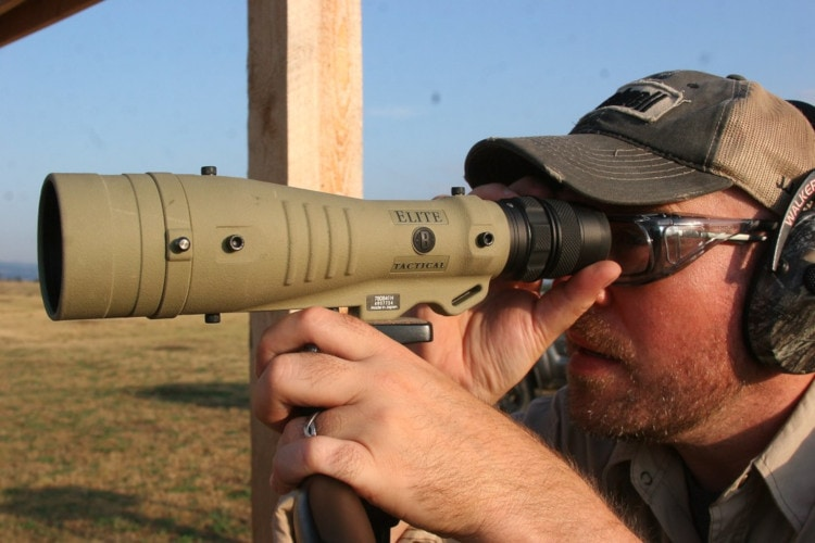 how to clean your spotting scope