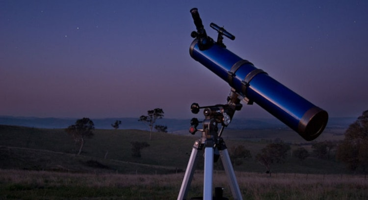 types of telescopes