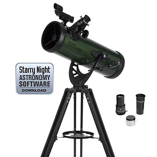 Celestron ExploraScope 22103 114AZ Reflector Telescope