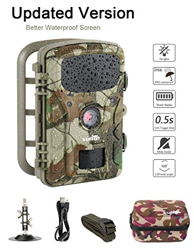 X-Lounger Game Trail Camera
