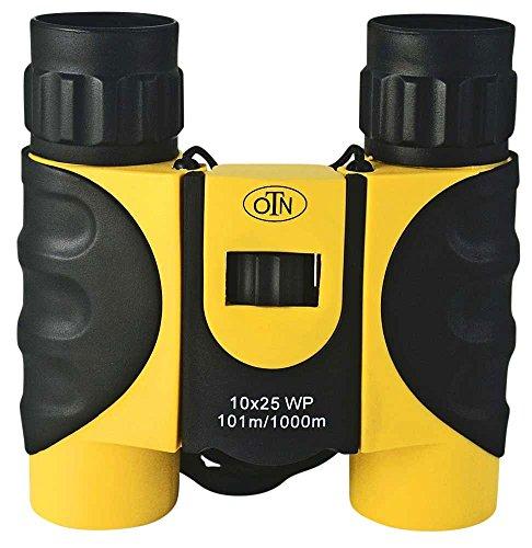 OutNowTech 10x25 Compact Folding Binoculars
