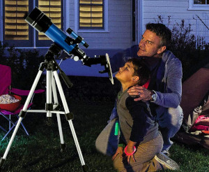a budget telescope