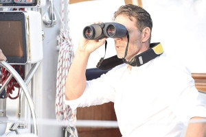 a set of marine binoculars