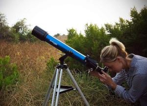 a starter telescope