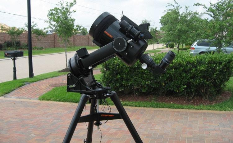 orion vs celestron telescopes