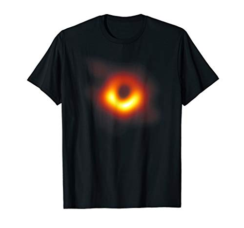 Black Hole Photo 2019 T-Shirt Event Horizon Telescope Gift