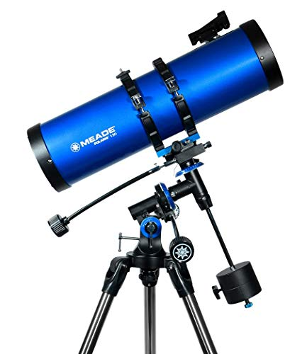 Meade 216006 Polaris 130 EQ Reflector Telescope
