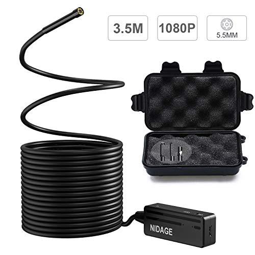 NIDAGE Wireless Endoscope