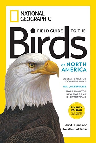 National Geographic Field Guide to the Birds of North America, 7th Edition