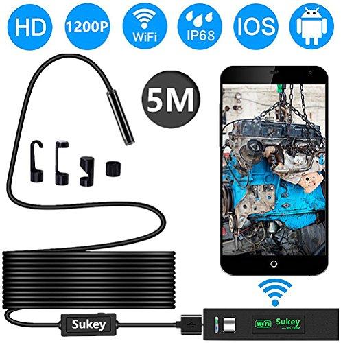 SUKEY Wireless Endoscope Inspection Camera