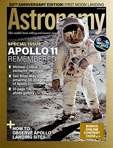 Astronomy Print Magazine