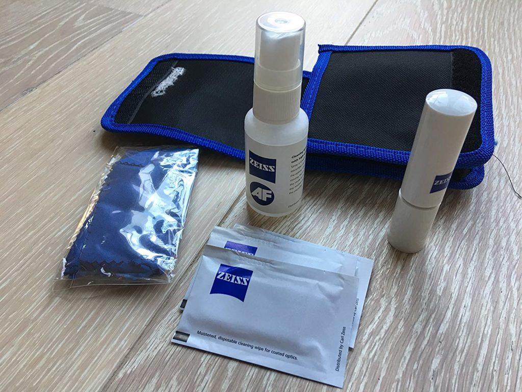 Zeiss lens cleaner kit