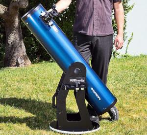 a dobsonian telescope