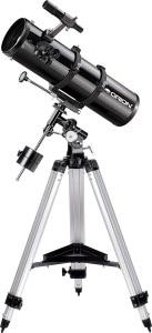 a reflector telescope
