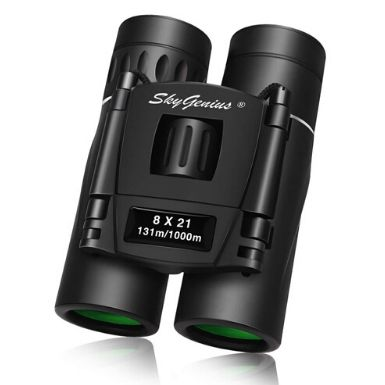 Skygenius 8x21 Small Binoculars