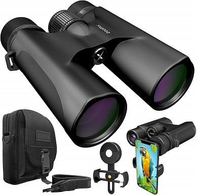 Stellax ZoomX Binoculars for Adults