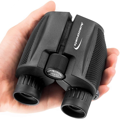 Aurosports 4336304350 Folding High Powered Binoculars