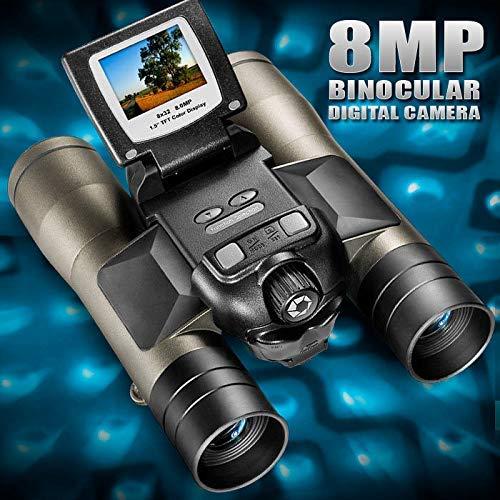 BARSKA 8x32 Binocular & Digital Camera