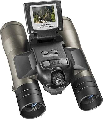 BARSKA AH11410 Binocular & Built-In Digital Camera