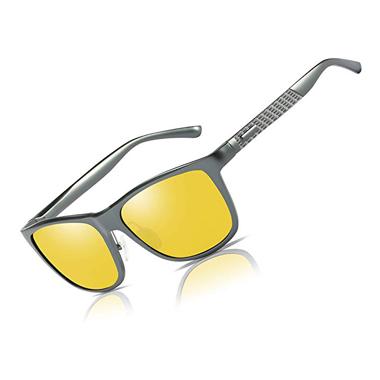 Bircen YSJ8587 Driving Anti-Glare Glasses