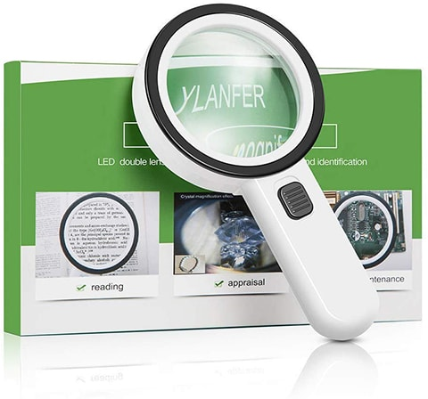 Bulex Magnifying Glass