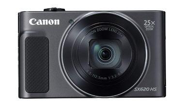 Canon 1072C001 PowerShot SX620 Digital Camera