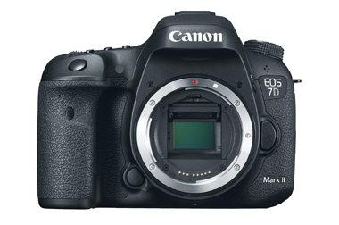 Canon 9128B126 EOS 7D Mark II Digital SLR Camera