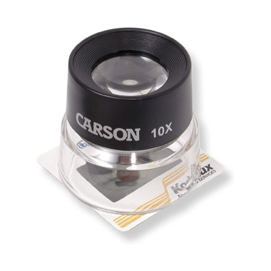 Carson LL-10 LumiLoupe Series Magnifier