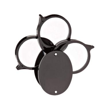 Donegan V341-T Triple Folding Pocket Magnifier