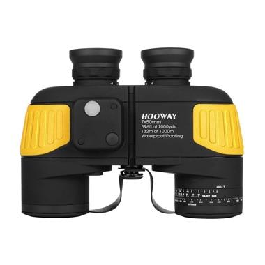 Hooway 01-0750 Waterproof Military Marine Binoculars