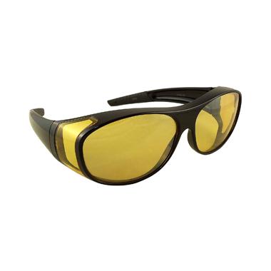 Ideal Eyewear Night Driving Wear Over Glasses