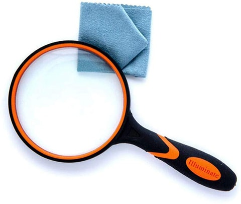 Illuminate Magnifier Magnifying Glass