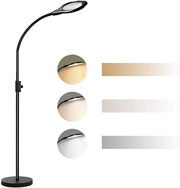 Joypea LED Magnifying Floor Lamp