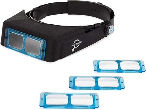 MagnifyLabs MAG0020 Headband Magnifier