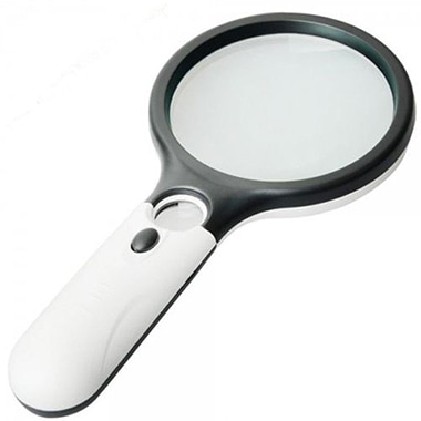 Marrywindix Handheld Magnifier