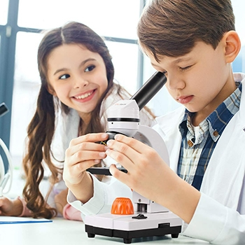 Microscope for Kids-Omano-Amazon
