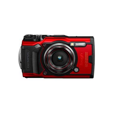 Olympus V104210RU000 Tough TG-6 Waterproof Camera