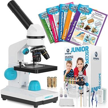 Omano JuniorScope Kids Microscope