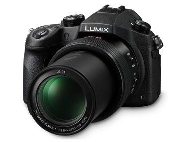 PANASONIC LUMIX FZ1000 4K Point and Shoot Camera