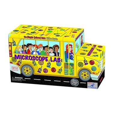 The Magic School Bus Kids' Microscope