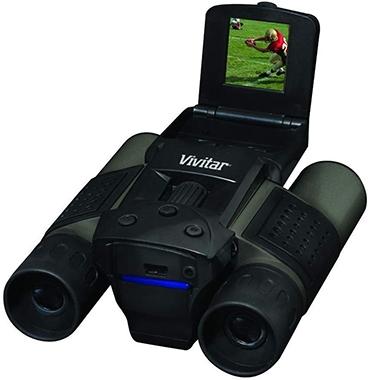Vivitar VIV-CV-1225V 2-in-1 Binoculars and Digital Camera